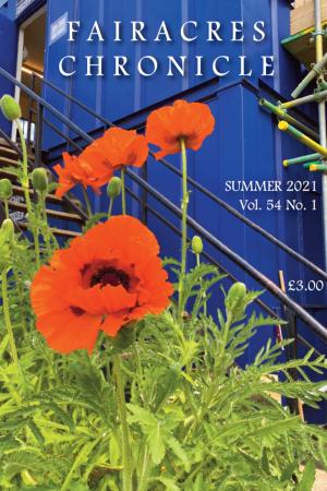 Fairacres Chronicle Summer 2021